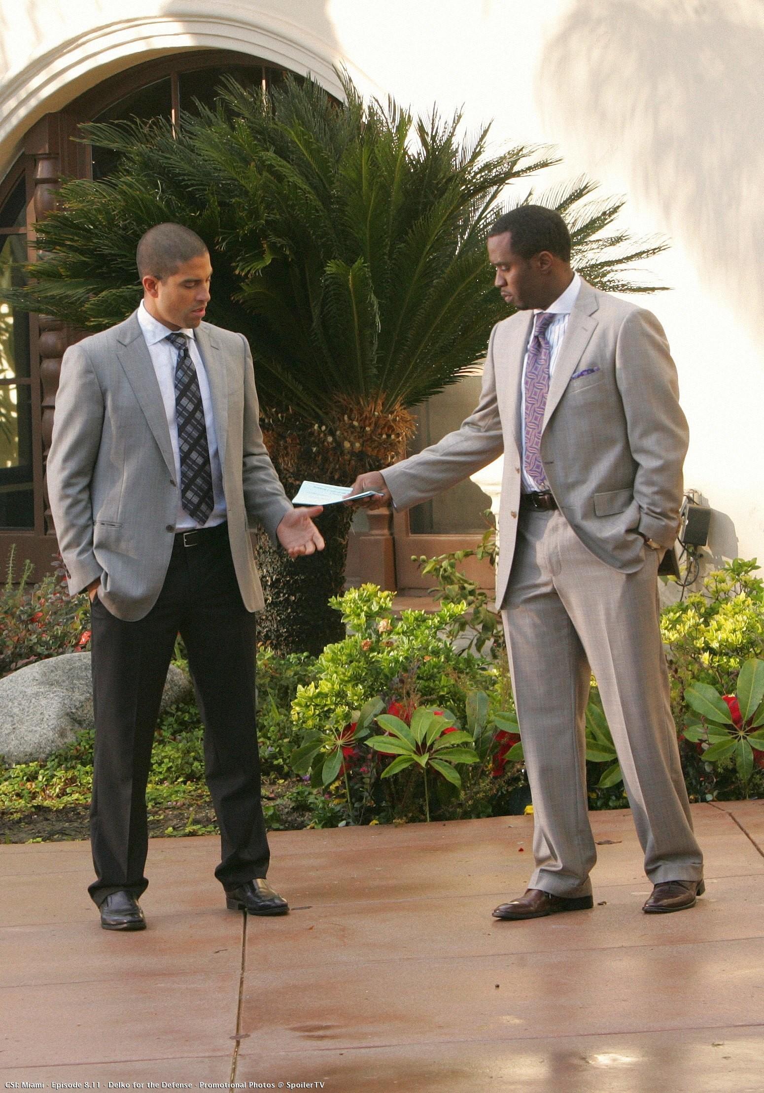 CSI: MIAMI-8.11-Delko for the Defense-Promotional foto