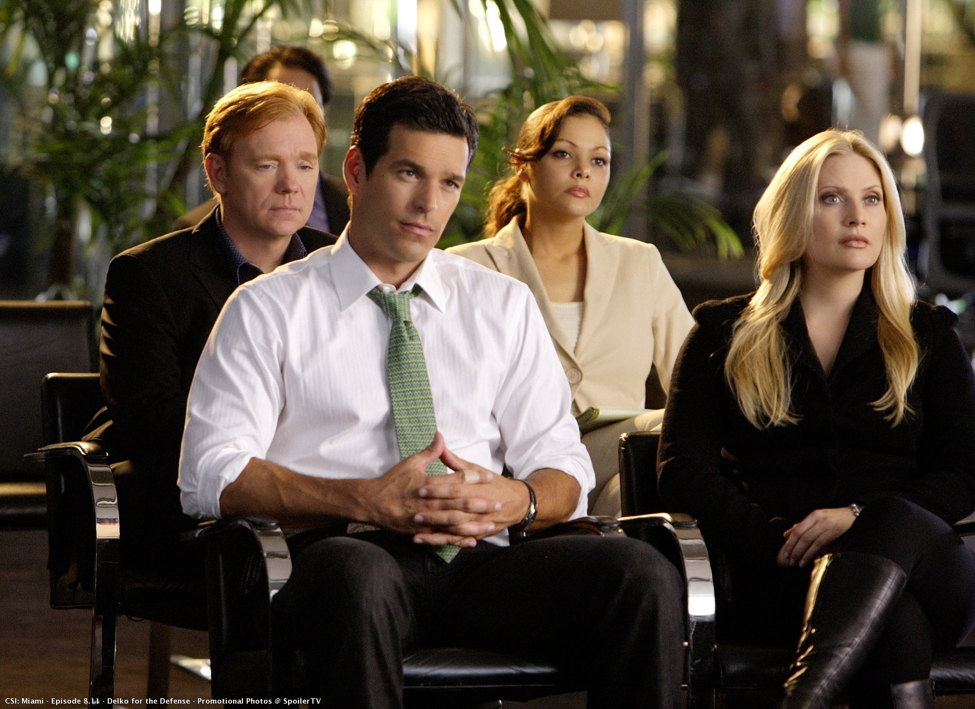 CSI: MIAMI-8.11-Delko for the Defense-Promotional 照片