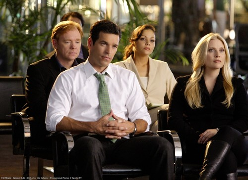 CSI: MIAMI-8.11-Delko for the Defense-Promotional фото