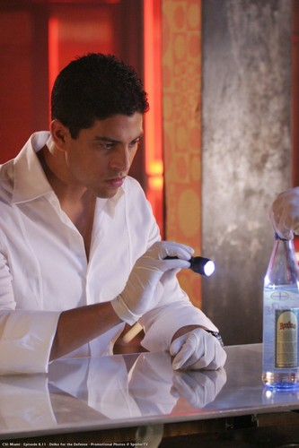 CSI: MIAMI-8.11-Delko for the Defense-Promotional foto-foto
