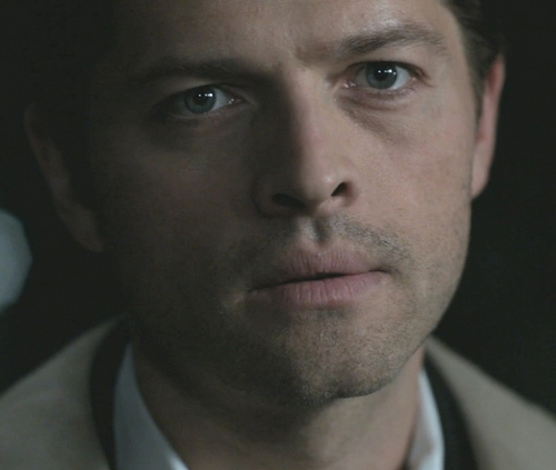 Cas close-up