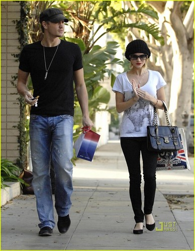 Chad Michael Murray & Kenzie Dalton: Santa Monica Sweethearts