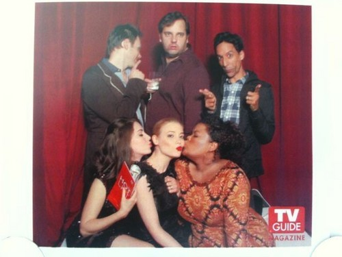Community TV Guide 写真