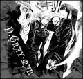 D.Gray manga