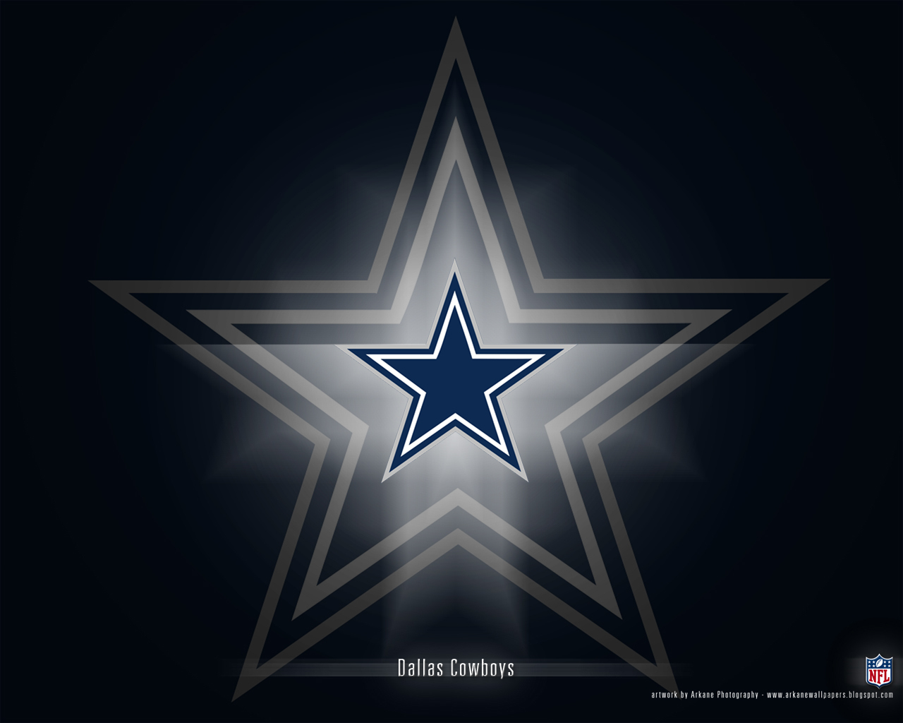 Desktop Wallpaper 1280 x 768. With Dallas Cowboys starting