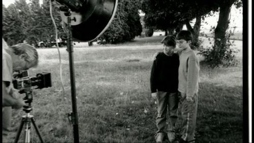 Daniel and Rupert