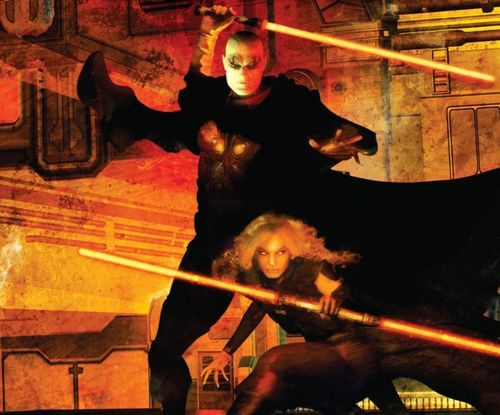 Darth Bane & Darth Zannah - Rule of Two