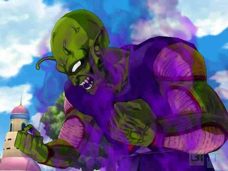 Dragon Ball King Piccolo