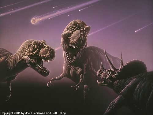 Dueling Dinos