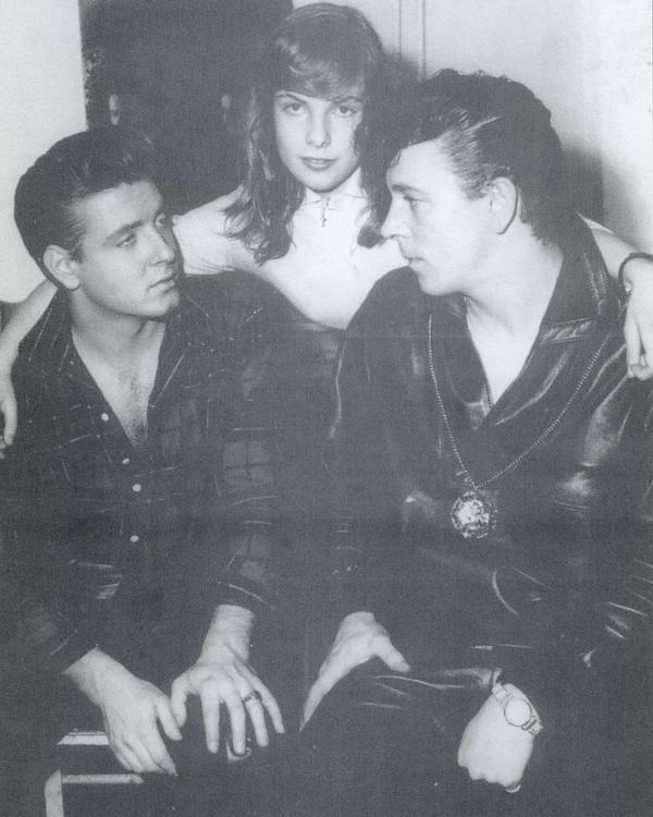 Eddie Cochran & Gene Vincent