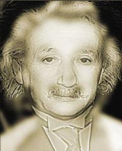 Einstien & Marlyn Menroe Illusion