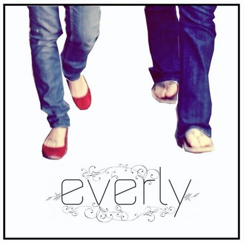 Everly (W/ Bethany Joy Galeotti) wallpaper possibly with an outerwear titled Everly