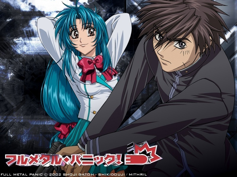 FULL METAL PANIC Images FMP HD Wallpaper And Background Photos