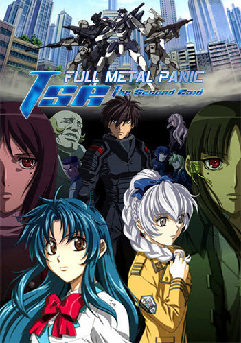 FULL METAL PANIC wallpaper containing anime called FMP