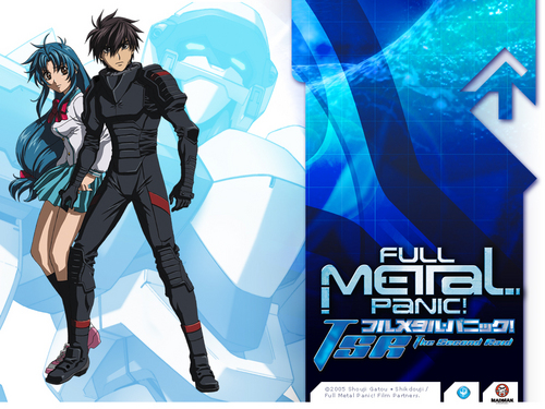 FULL METAL PANIC wallpaper containing a diving suit entitled FMP