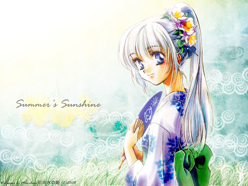 FULL METAL PANIC wallpaper probably with a bouquet called FMP