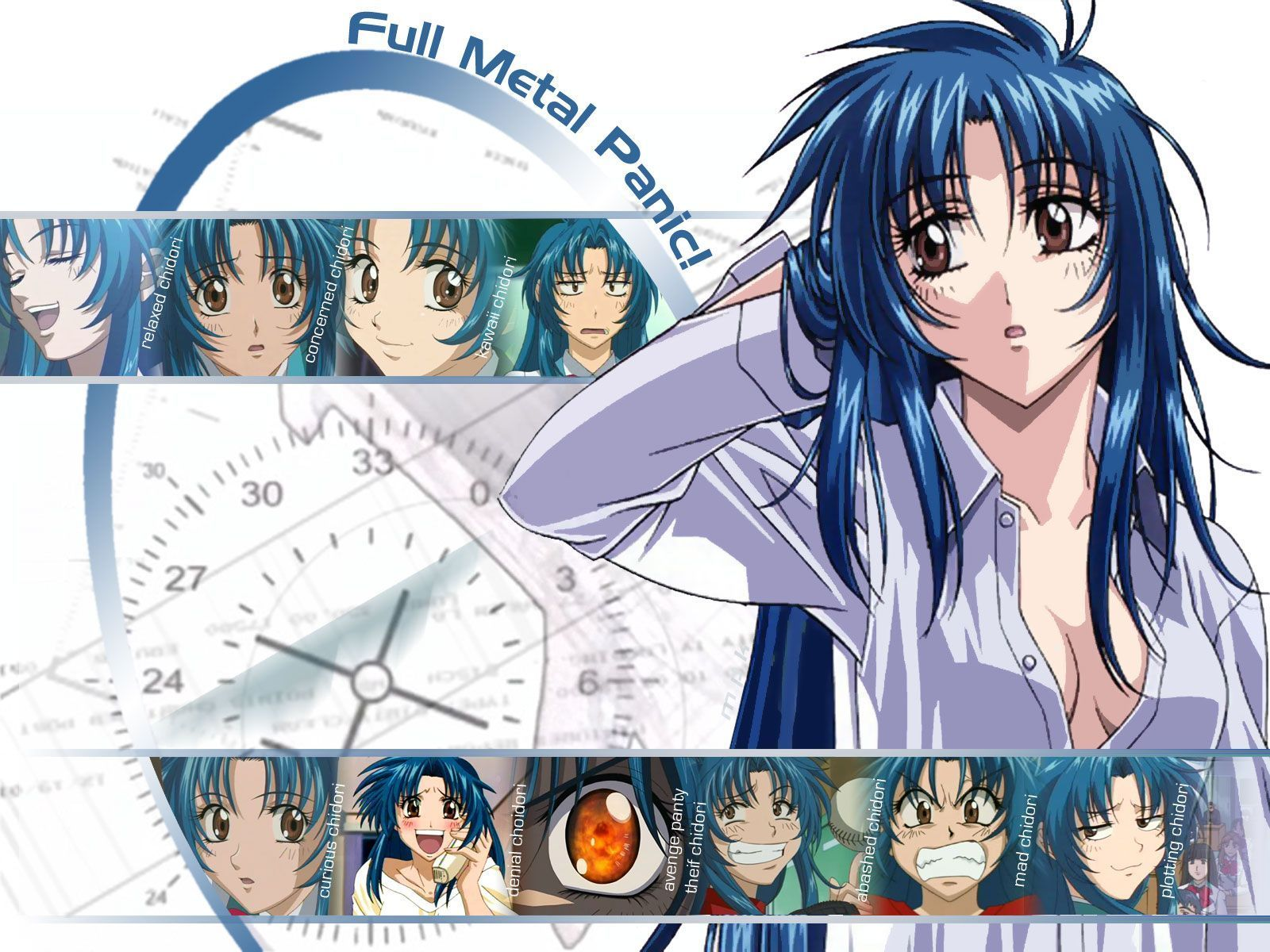 FULL METAL PANIC images FMP HD wallpaper and background photos ...
