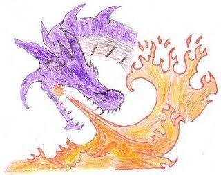 Ferno The apoy Dragon