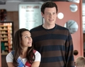 Finn and Rachel - rachel-puck-finn photo
