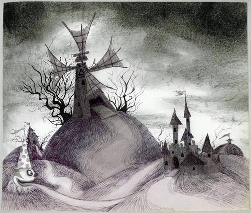 Tim Burton wallpaper titled Frankenweenie