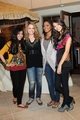 Gage Golightly  with Nickelodeon Co-stars - the-troop photo