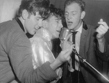 Rock'n'Roll Remembered वॉलपेपर called Gene Vincent
