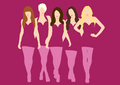 Girls Aloud - girls-aloud fan art