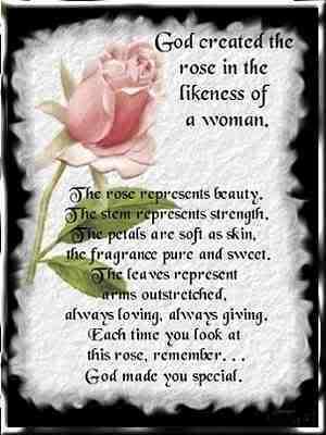 Gods Rose
