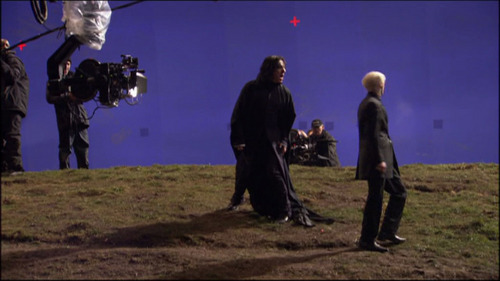 HBP behind the scenes