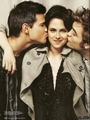HQ magazine scans, kisten, rob and taylor - twilight-crepusculo photo