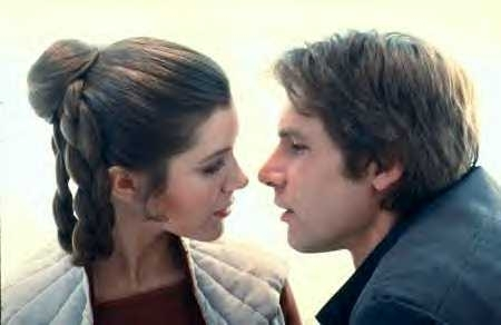 carrie fisher leia. Han and Leia - Carrie Fisher