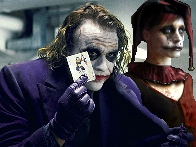 Joker E Harley Quinn Immagini Harley And The Joker Wallpaper And