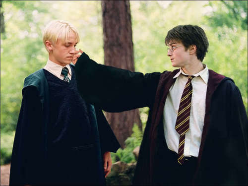 Harry and Draco images Harry & Draco HD wallpaper and background photos