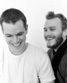 Heath Ledger + Matt Damon - heath-ledger photo