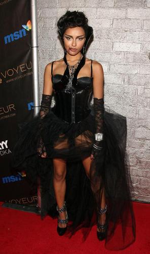 Heidi Klum's 10th anniversary Halloween Party