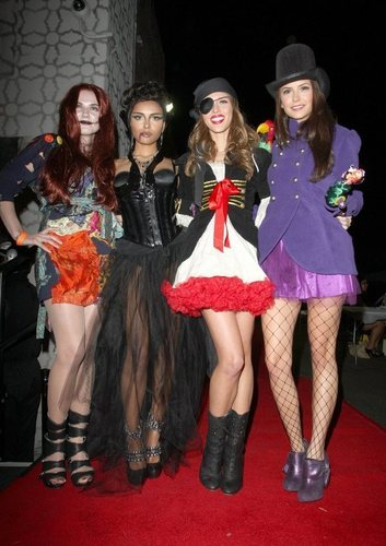 Heidi Klum's 10th anniversary Halloween Party