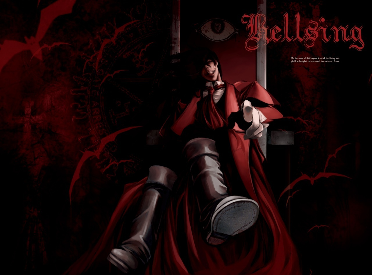 Hellsing Images Hellsing Alucard Hd Wallpaper And Background