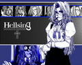 Hellsing (Integra) - hellsing wallpaper