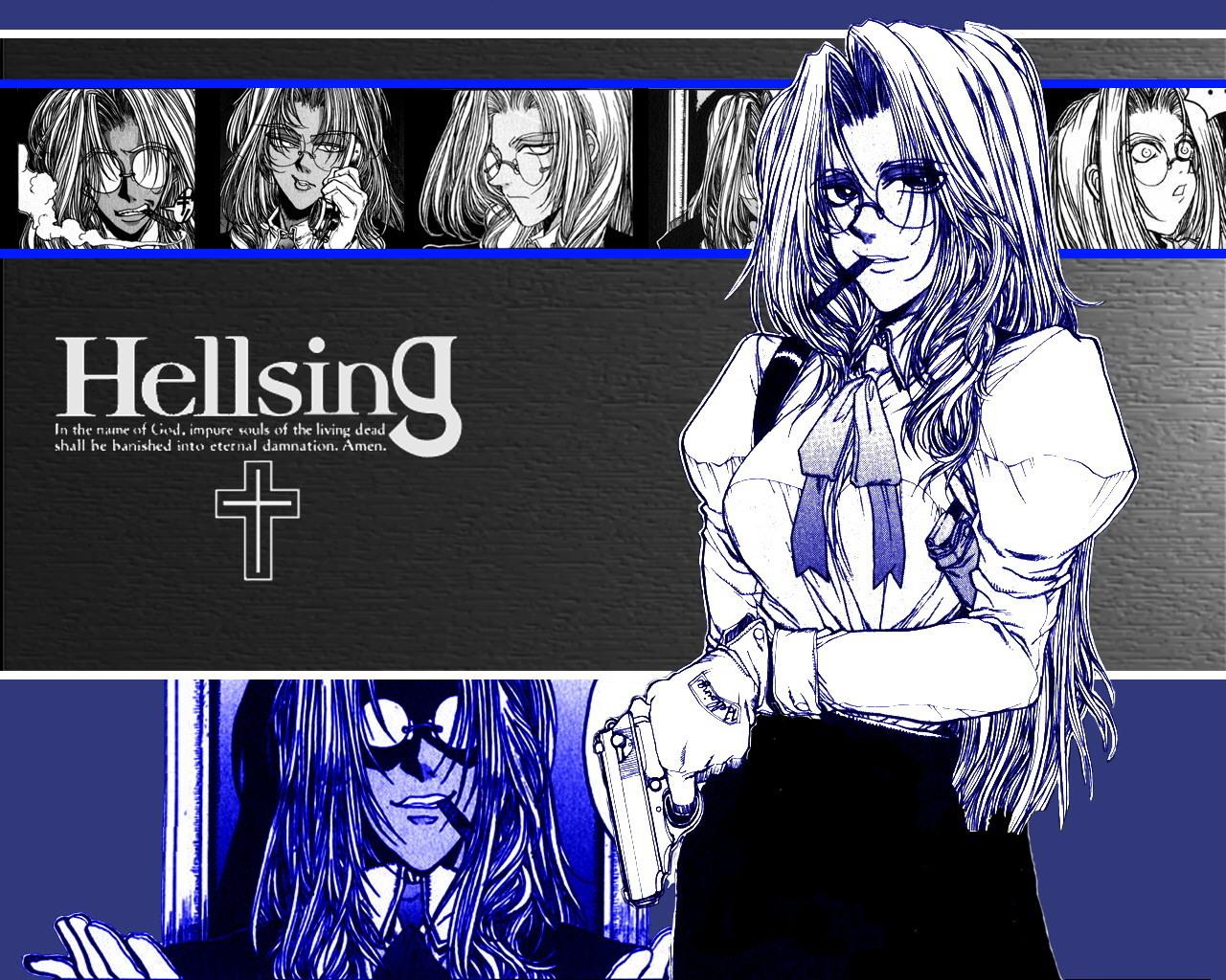 Hellsing Images Hellsing Integra Hd Fond Décran And Background