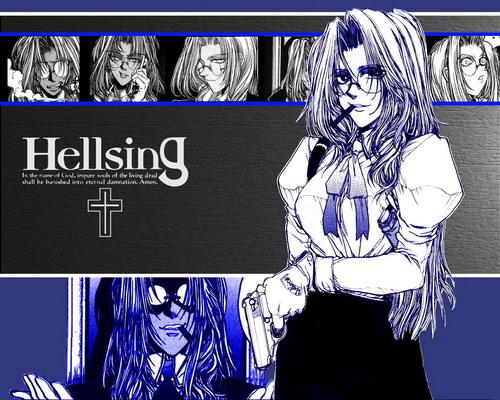 Hellsing (Integra)