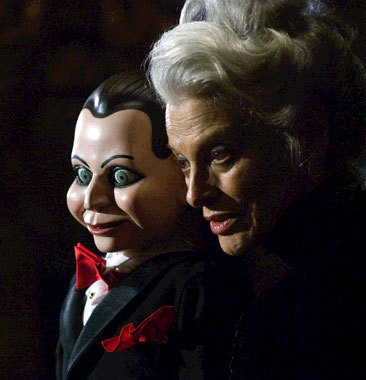 Horror Movie Wishlist-Dead silence