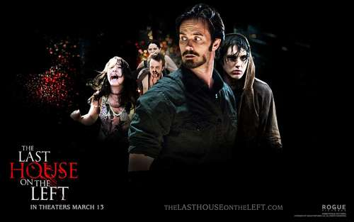 Horror Movie Wishlist- Last House on the Left