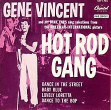 Rock'n'Roll Remembered वॉलपेपर probably with ऐनीमे entitled Hot Rod Gang