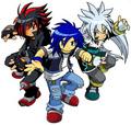 Human Sonic,Shadow,Silver
