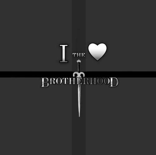The Black Dagger Brotherhood wallpaper titled I <3 BDB