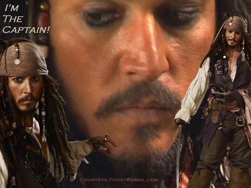 I'm The Captain!