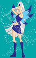 ICY AS A FAIRY - winx-club-witches fan art