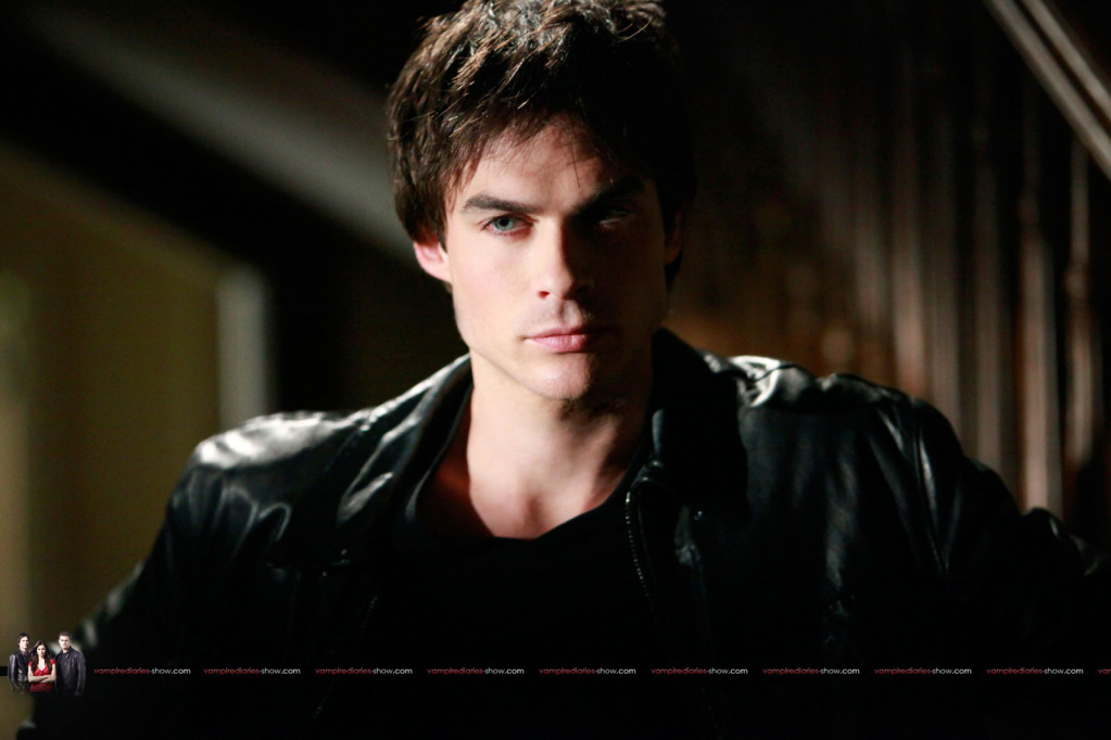 ian somerhalder damon vampire - photo #1