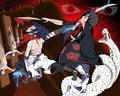 Itachi vs Sasuke