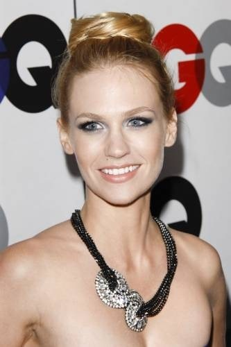 January Jones fond d'écran probably containing a portrait and skin called January Jones